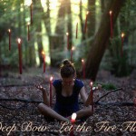 BeSimply...Bliss Circles {Fire}
