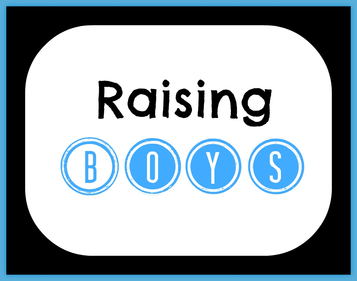 BeSimply...Raising Boys {Janet Allison & Heather Chauvin}