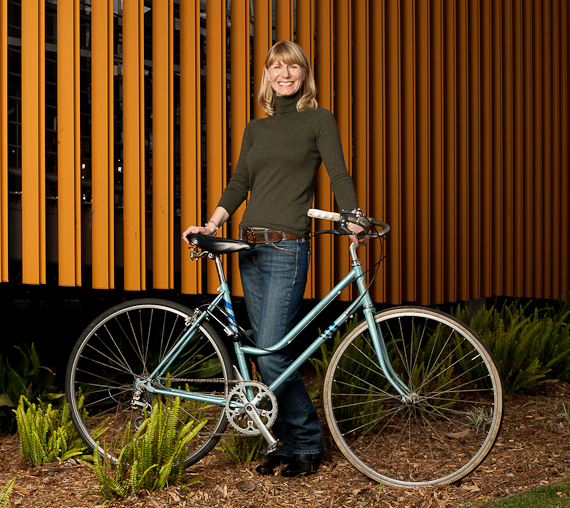 BeSimply...Women on Bikes SoCal {Melissa Balmer}