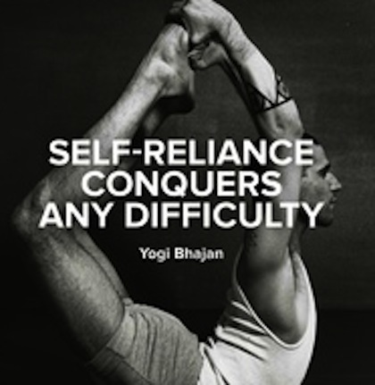BeSimply...Self Reliance {Walk Alone}