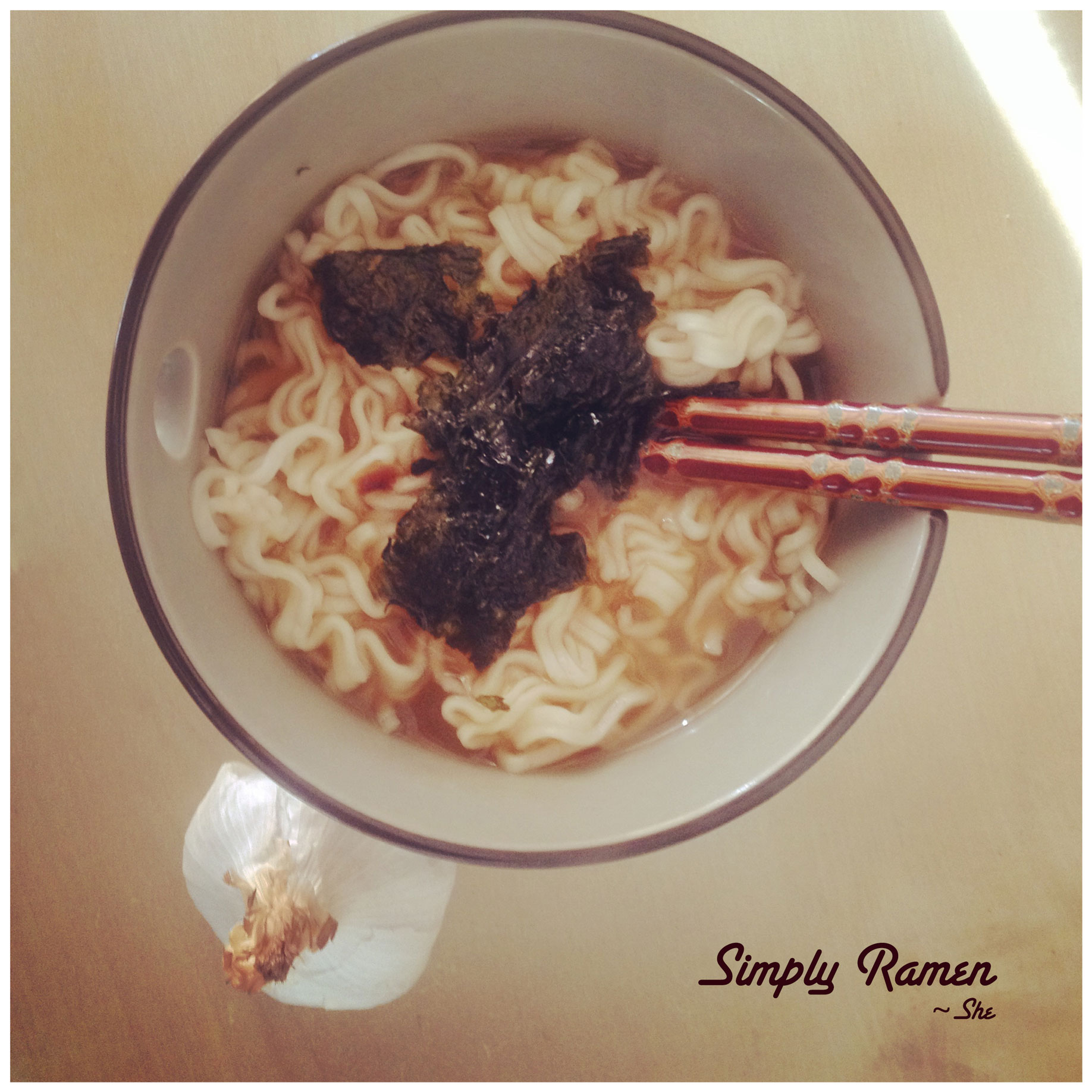 BeSimply...Ramen