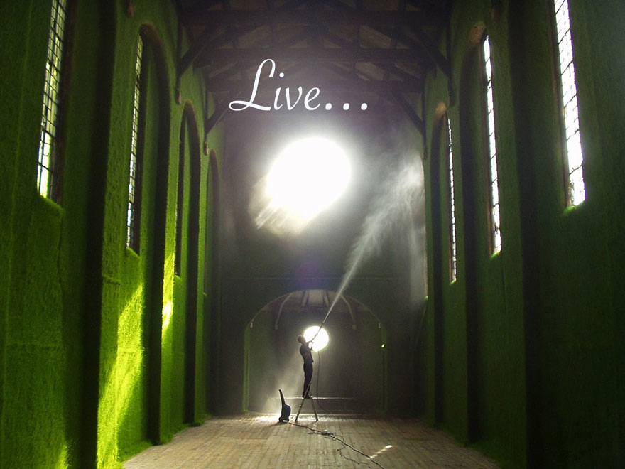 BeSimply...Live {Sound&Silence}