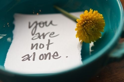 BeSimply...You Are (NOT) Alone {SelfLove}