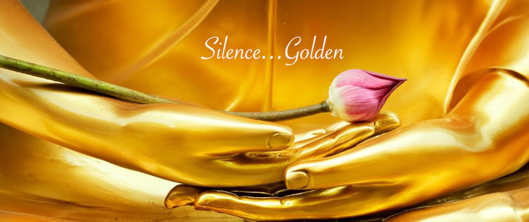 BeSimply...Silence Golden