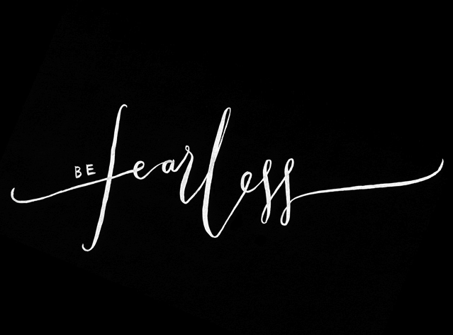 BeSimply...Fearless {LoveSelf}