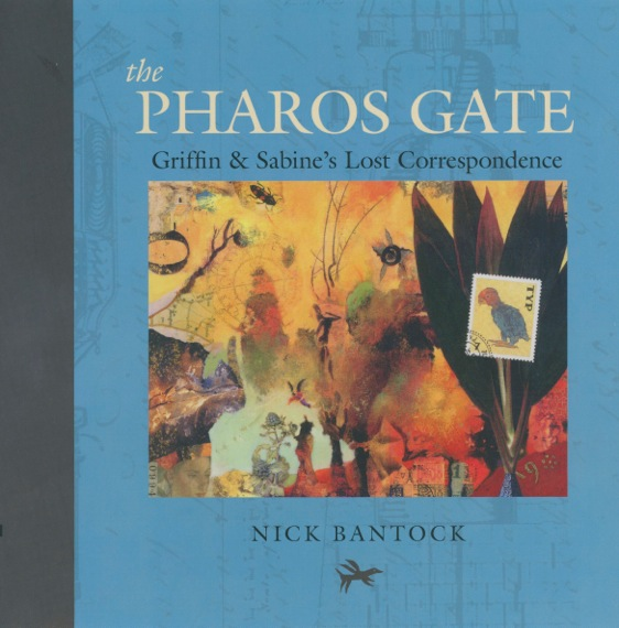 BeSimply...Nick Bantock {The Pharos Gate}