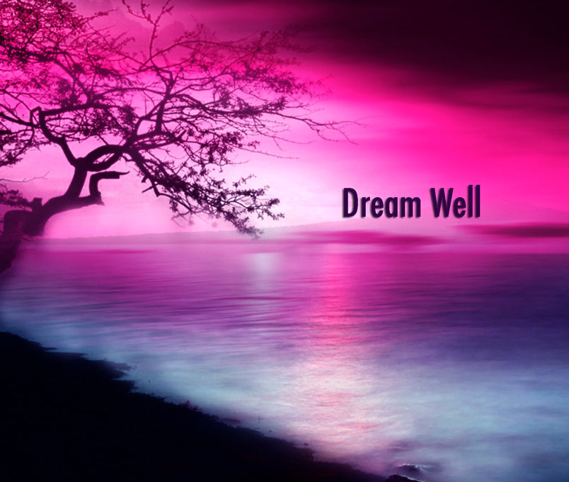 BeSimply...Dream Well {Sound&Silence}