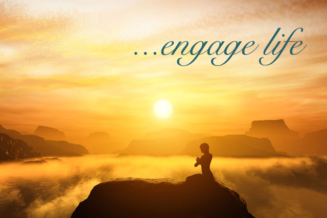 BeSimply...Engage Life {LoveSelf}