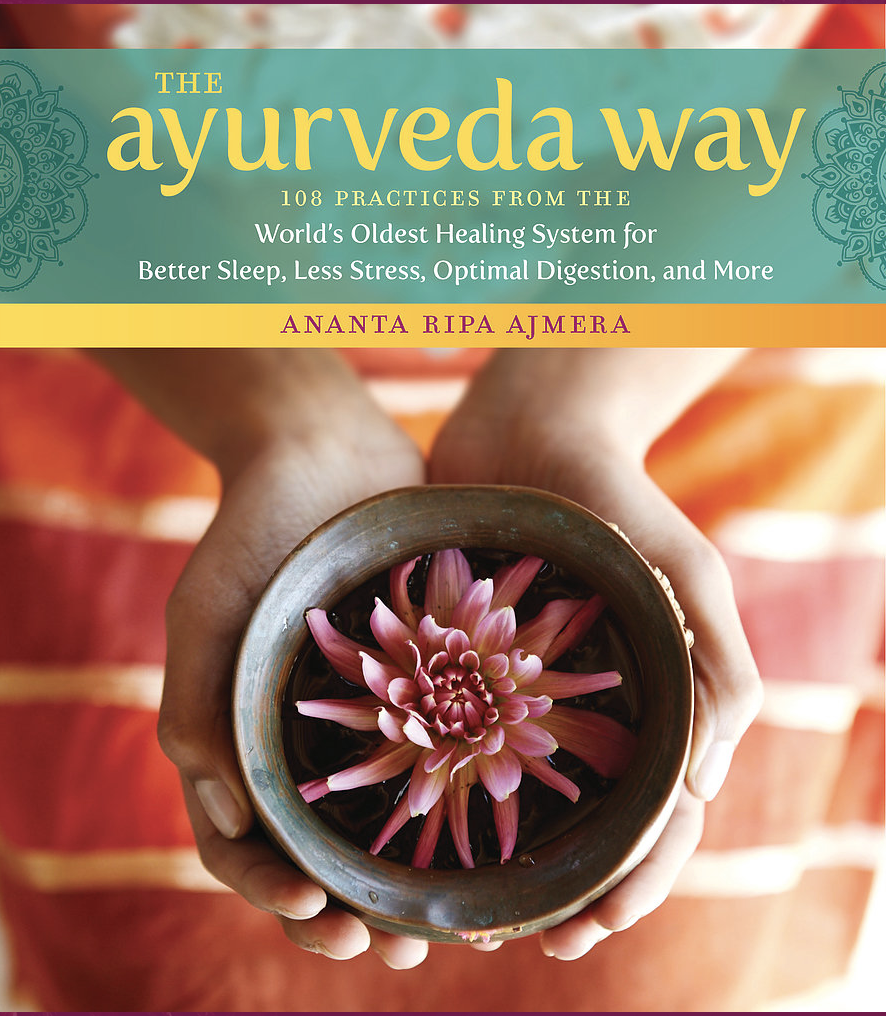 BeSimply...The Ayurveda Way {Ananta Rija Ajmera}