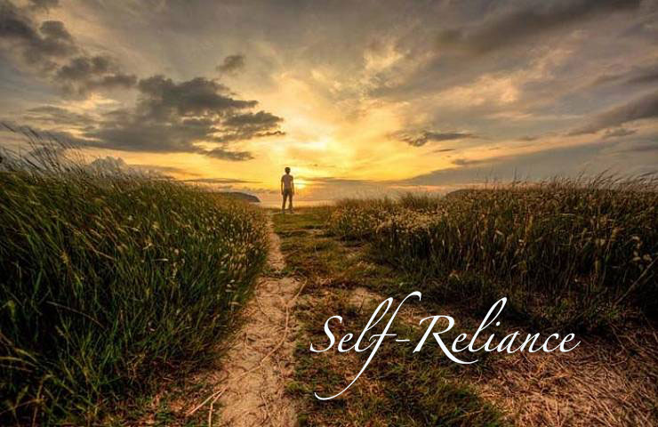 BeSimply...Self-Reliance {LoveSelf}