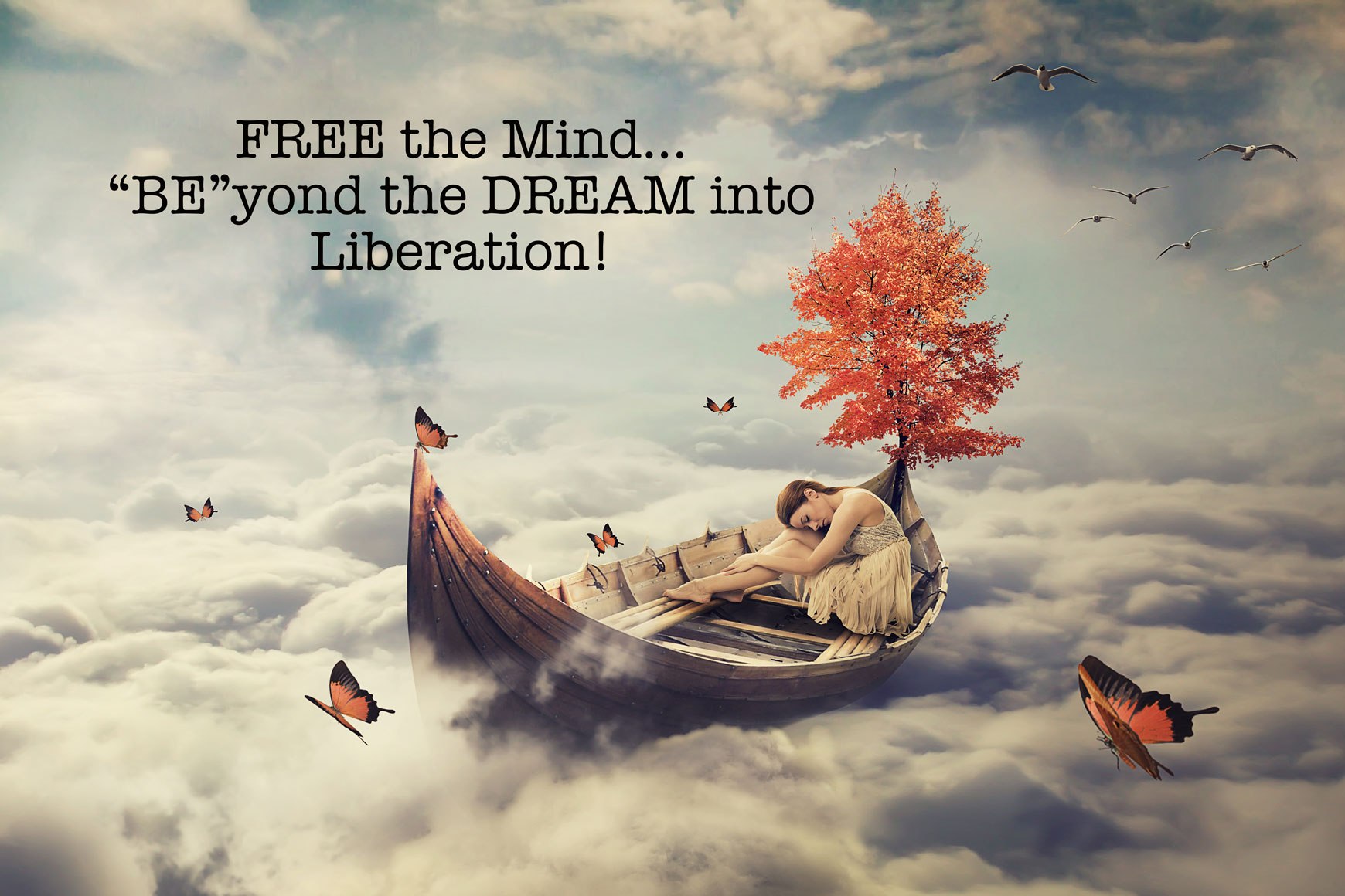 BeSimply...Free the Mind {Dream}