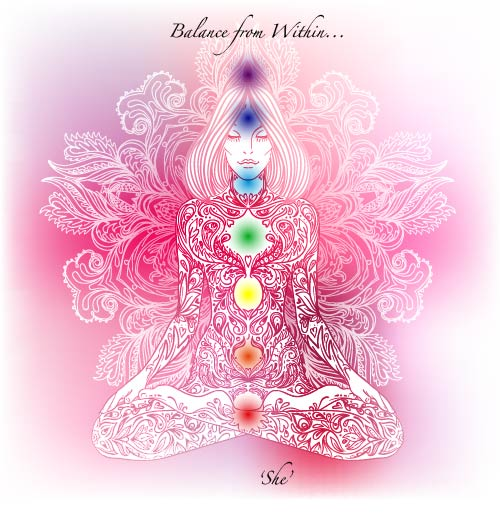 BeSimply...Chakra Balance Within {Sound&Silence}