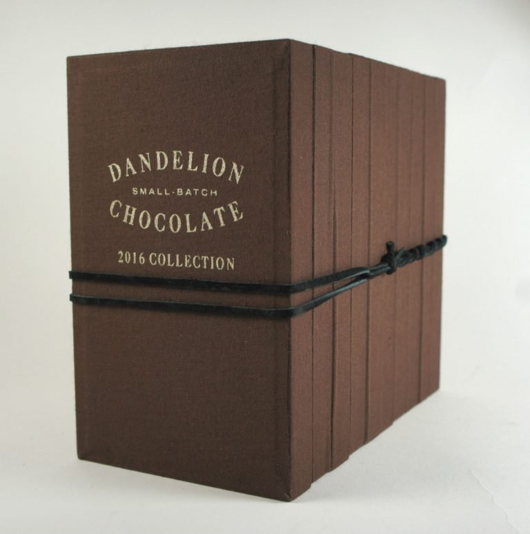 dandellion chocolate