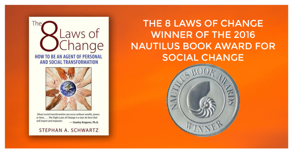 change 8 laws laws of change stephan schwartz