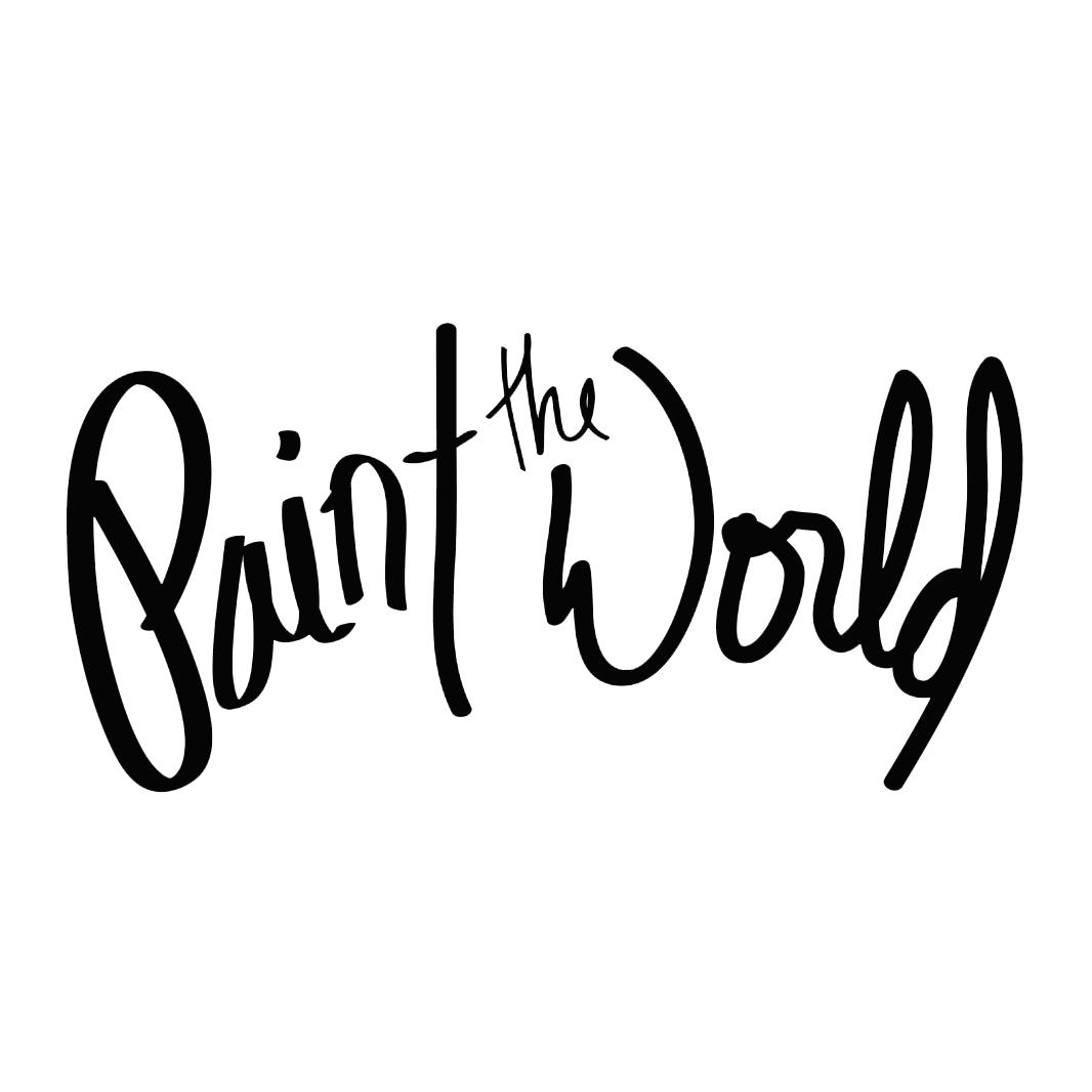 pain the world