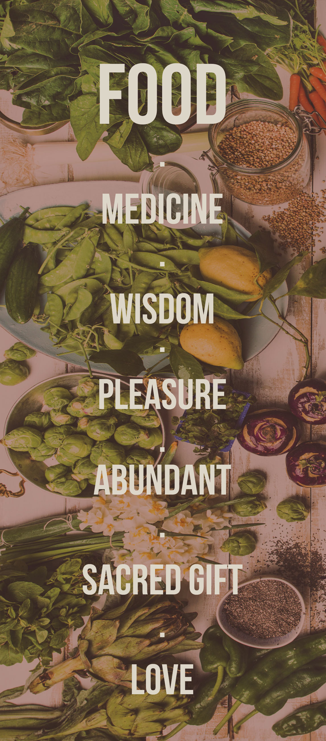 food alchemy nourish you