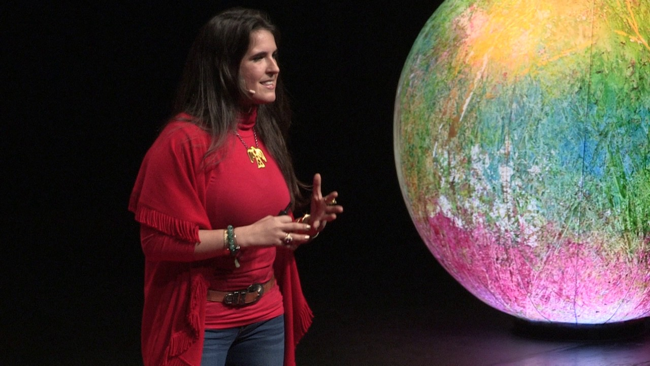 tedxvail, bethany halbreich, paint the world