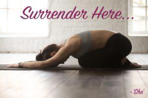 surrender here