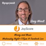 Money & Music {JoyScoreLive}